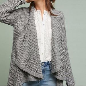 BB Dakota Arner knit open cardigan NWOT